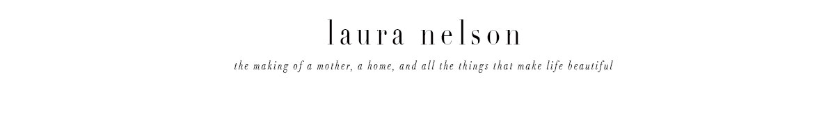 Laura Nelson Photography logo